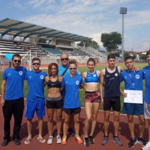 Ένδεκα μετάλλια, τα έξι χρυσά στο Διασ/κο Ανδρών - Γυναικών, οι αθλητές του Βικέλα Βέροιας