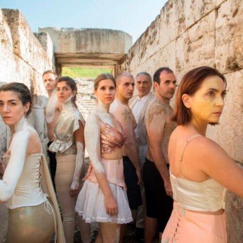 """Θεσσαλικό Θέατρο: Ανδρέα Φλουράκη """"Τα αγάλματα περιμένουν"""", σε σκηνοθεσία Κυριακής Σπανού - Οι παραστάσεις"""