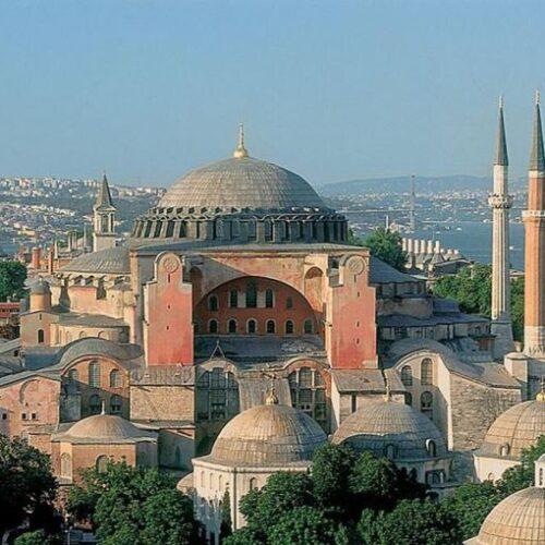 Η UNESCO απαιτεί ειδοποίηση για οποιαδήποτε μετατροπή στο μουσείο της Αγίας Σοφίας