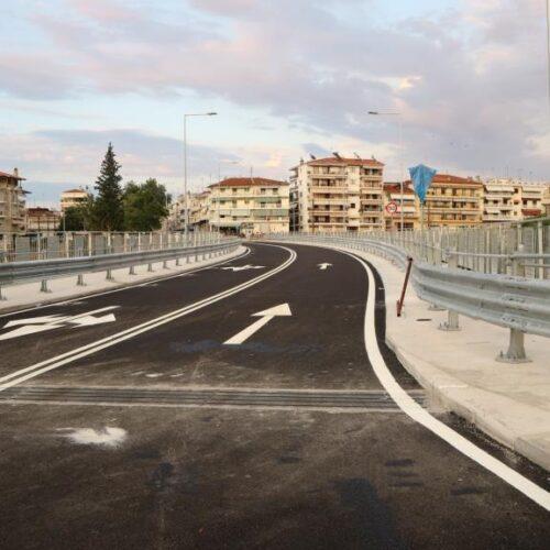 Βέροια: Η πολυσυζητημένη Γέφυρα Κούσιου εγκαινιάζεται  – Ο Άρης Λαζαρίδης μιλά στη Φαρέτρα