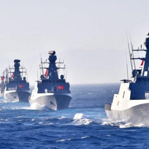 """""""…κύριοι, ο (τουρκικός) στόλος"""" γράφει ο Δημήτρης Μηλάκας"""