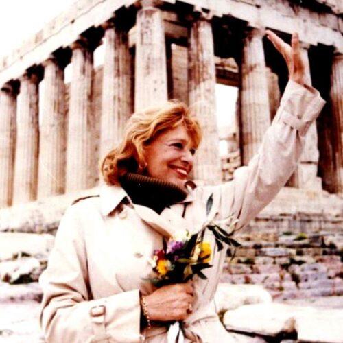 Μελίνα Μερκούρη: Εγώ γεννήθηκα και θα πεθάνω Ελληνίδα, ο Παττακός γεννήθηκε και θα πεθάνει φασίστας!