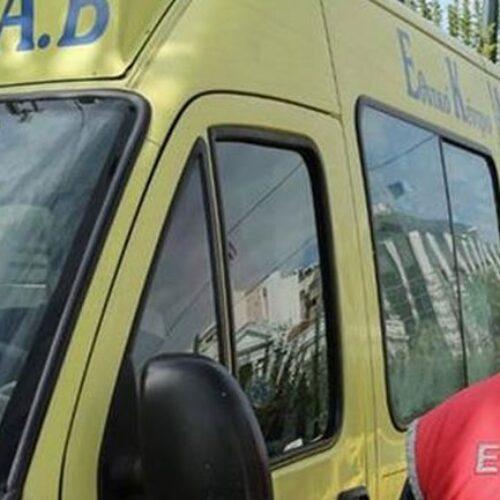 Πιερία: Τροχαίο δυστύχημα με δυο νεκρούς στην Εθνική Οδό