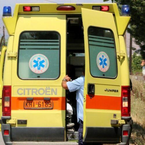 Πιερία: Θανάσιμος τραυματισμός γυναίκας από εκτροπή αγροτικού - Δεύτερη τραυματίας