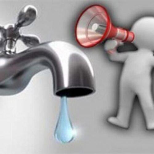 Η Κοινότητα Μακροχωρίου Βέροιας για την υπερκατανάλωση νερού
