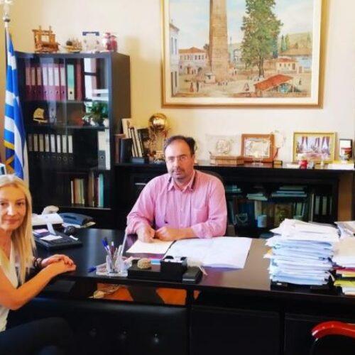 """Δωρεά δύο οικοπέδων από το Δήμο Βέροιας στα """"Παιδιά της Άνοιξης"""" για την ανέγερση δομών"""