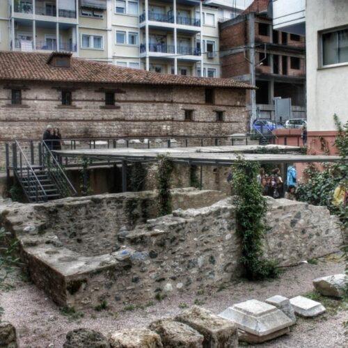 ΕΦΑ Ημαθίας: Επαναλειτουργούν Παλαιά Μητρόπολη και συγκρότημα Αγίου Παταπίου
