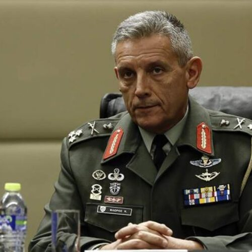 Αρχηγός ΓΕΕΘΑ: Αποσταθεροποιητικός παράγοντας η Τουρκία - Σε υψηλό επίπεδο ετοιμότητας οι ελληνικές Ένοπλες Δυνάμεις