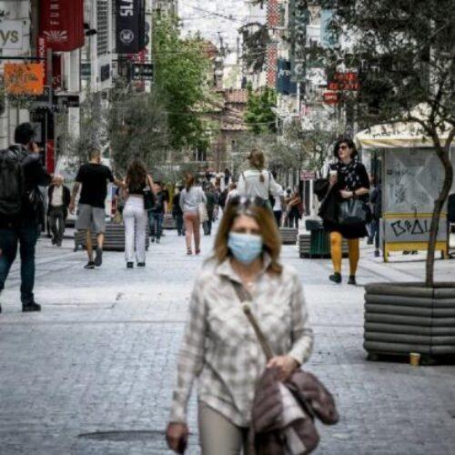 Αλκιβιάδης Βατόπουλος: Μάσκα και σε εξωτερικούς χώρους όταν υπάρχει συνωστισμός