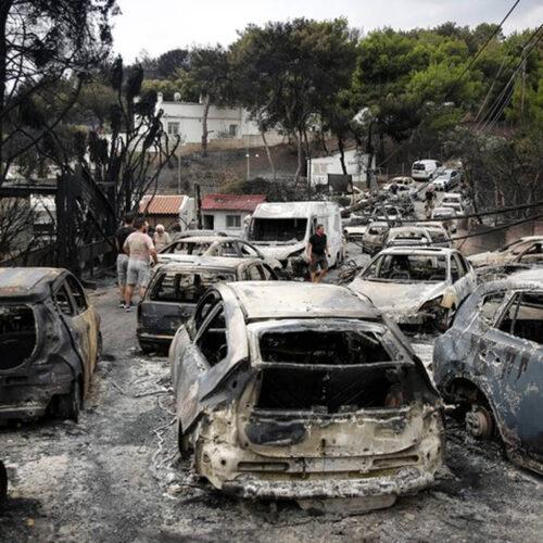 """Τραγωδία στο Μάτι: """"Υπήρχε δόλος"""" λέει ο ανακριτής Αθανάσιος Μαρνέρης"""