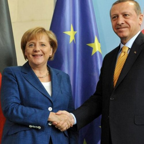 """""""Νίπτει τας χείρας του"""" και το Βερολίνο για την Αγία Σοφία: Δεν επηρεάζονται οι σχέσεις με Τουρκία"""