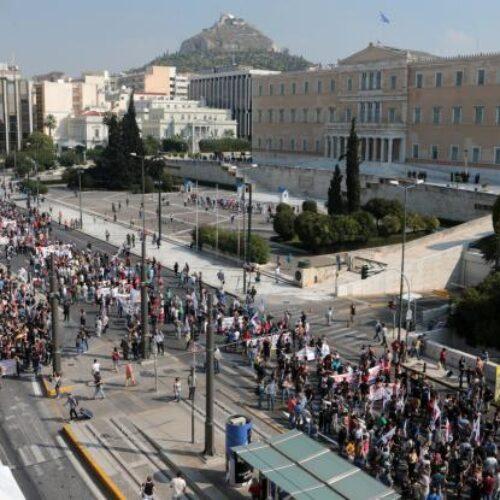 """""""Το αυτεπίστροφον της καταστολής"""" γράφει ο Σταύρος Χριστακόπουλος"""