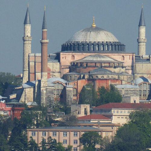 Πρωθυπουργός και Πολιτικοί Αρχηγοί καταδικάζουν την απόφαση του Ερντογάν να μετατρέψει την Αγία Σοφία σε Τζαμί