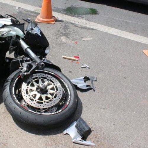 Τροχαίο με δίκυκλη μοτοσικλέτα - Θανάσιμος τραυματισμός δύο γυναικών