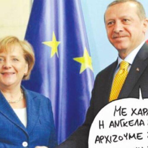 """""""Σκηνικό πολέμου στην ανατολική Μεσόγειο"""" γράφει ο Δημήτρης Μηλάκας"""