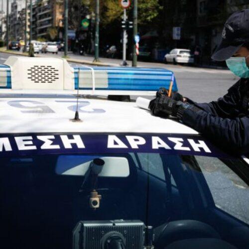 Αποτελέσματα  αστυνομικών  ελέγχων για τα μέτρα αποφυγής της διάδοσης του κορωνοϊού