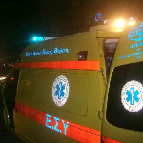 Χαλκιδική: Τροχαίο με θανάσιμο τραυματισμό 28χρονου οδηγού