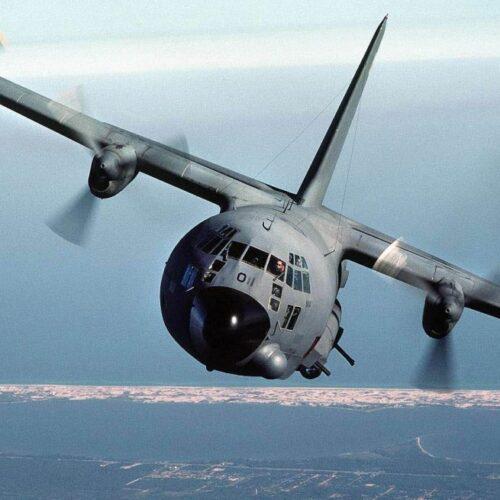 Αναχωρεί από Ελλάδα C-130 για Βηρυτό - Μεταφέρει 12μελές κλιμάκιο της ΕΜΑΚ