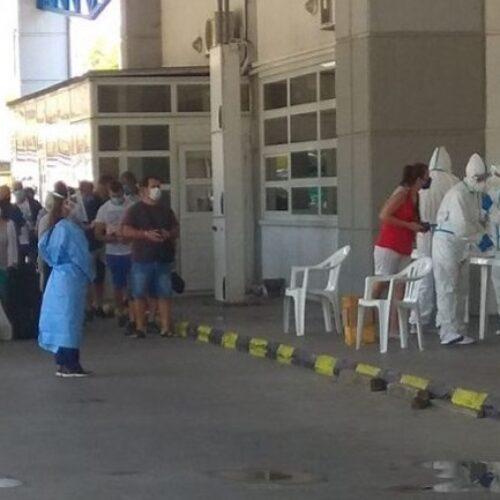 """""""Βιομηχανία"""" πλαστών τεστ κορωνοϊού στην Αλβανία – Συναγερμός στα σύνορα"""