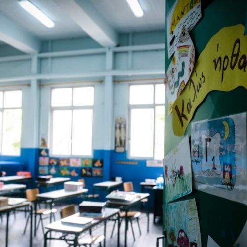 """""""Οσμή σκανδάλου με τις υφασμάτινες μάσκες στα σχολεία"""" γράφει ο Θοδωρής Καραγιαννίδης"""