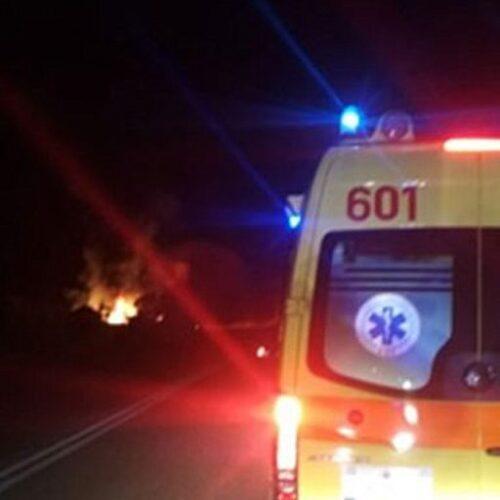 Θανάσιμος τραυματισμός 20χρονου πεζού - Παρασύρθηκε διαδοχικά από έξι(!) οχήματα
