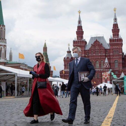 Ρωσία: Σχεδόν 5.000 νέα κρούσματα κορωνοϊού και 68 θάνατοι μέσα σε ένα 24ωρο