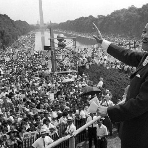 Ουάσιγκτον, 28 Αυγούστου 1963: Η ομιλία του Μάρτιν Λούθερ Κινγκ σε μια μνημειώδη αντιρατσιστική διαδήλωση