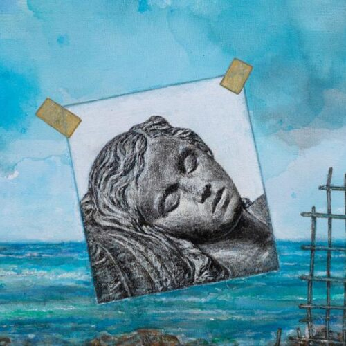 """Γλυκερία Γκρέκου """"Η θάλασσα, πώς έγινε έτσι η θάλασσα"""""""