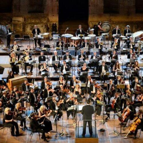 Βέροια Εύηχη Πόλη 2020: Εθνική Συμφωνική Ορχήστρα της ΕΡΤ. Βεργίνα, Σάββατο 5 Σεπτεμβρίου