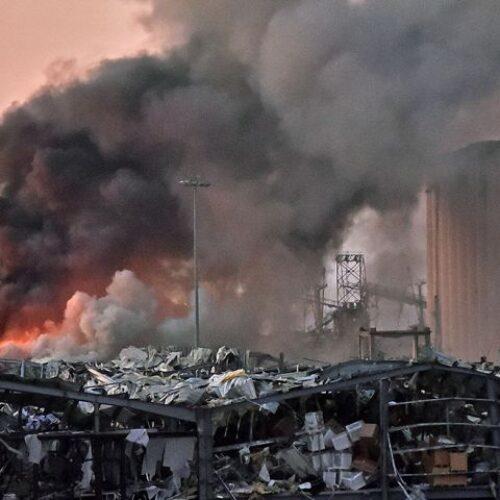 """""""Βηρυτός. Το μακάβριο μηδέν!"""" γράφει ο Νότης Μαυρουδής"""