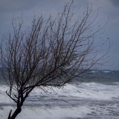 Έκτακτο δελτίο επιδείνωσης καιρού της ΕΜΥ: Ισχυρές καταιγίδες και ισχυροί άνεμοι, χαλαζοπτώσεις