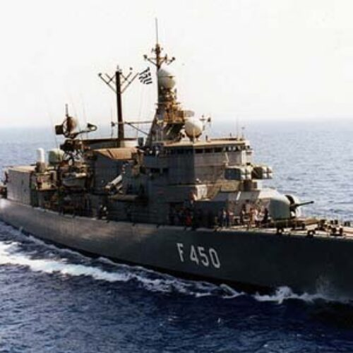 Εντολή ετοιμότητας μετά τις απειλές Ερντογάν - Αποπλέουν τρία πλοία του Πολεμικού Ναυτικού
