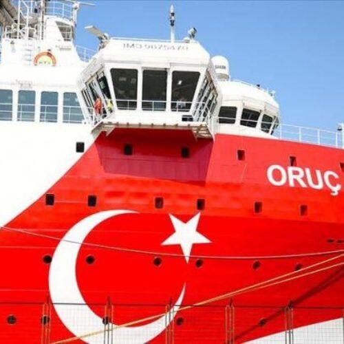 Νέος χάρτης από την Τουρκία για το Oruc Reis με... Καστελόριζο και έρευνες δίπλα στην Κάρπαθο
