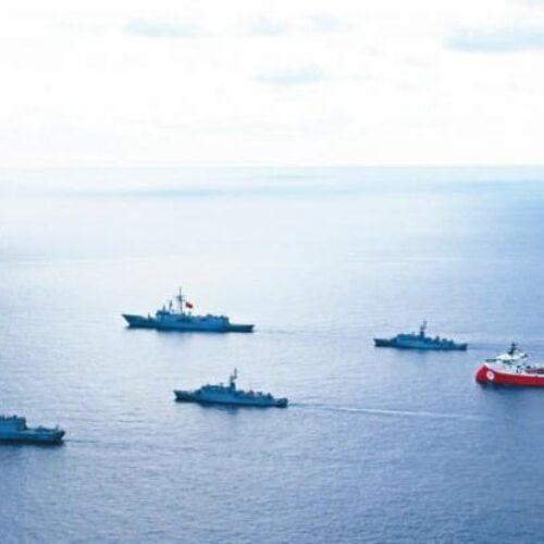 """Στα 52 ναυτικά μίλια εντός της ελληνικής υφαλοκρηπίδας το """"Oruc Reis"""""""
