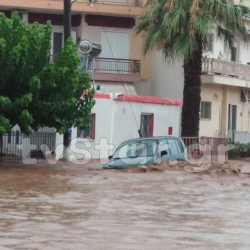 Ανείπωτη τραγωδία:  Στους επτά ανήλθαν το βράδυ της Κυριακής οι νεκροί από τις φονικές πλημμύρες στην Εύβοια