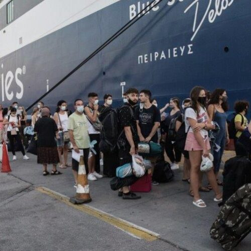 Κορωνοϊός: Σε εφαρμογή από σήμερα τα νέα μέτρα - «Πλαφόν» ατόμων στις δημόσιες εκδηλώσεις και νέα τοπικά «lockdown»