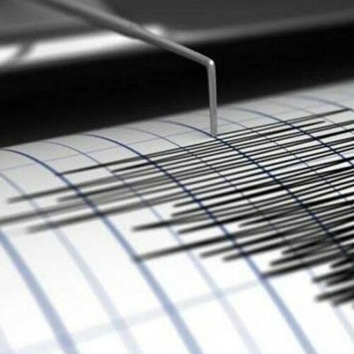 Σεισμός στη Θεσσαλονίκη: Στο Αιγίνιο το επίκεντρο των 4 Ρίχτερ