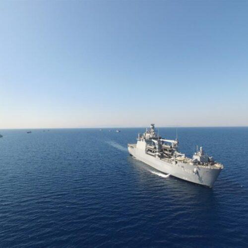 """Γερμανικός τύπος: """"Απειλή σύρραξης στην Αν. Μεσόγειο - Ο χρόνος τελειώνει για την ΕΕ"""""""