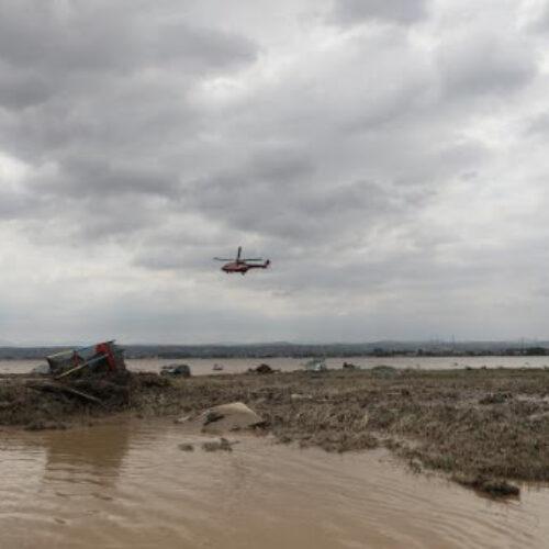Εύβοια: Πάνω σε κομοδίνο στη θάλασσα  εντοπίστηκε η γυναίκα που αγνοούνταν