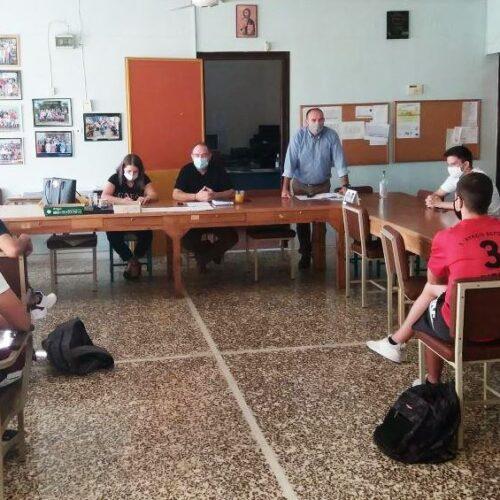 5ο ΓΕΛ Βέροιας: Η εκπαιδευτική κοινότητα συνεργάζεται