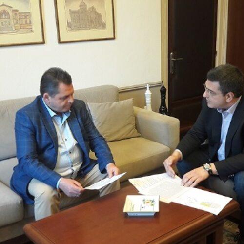 Οικονομική ενίσχυση στις επιχειρήσεις της Κ. Μακεδονίας που επλήγησαν από τον κορονοϊό