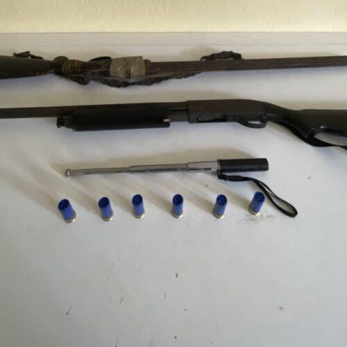 Σύλληψη για παράνομη οπλοκατοχή στην Ημαθία