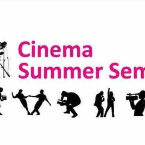 Έδεσσα: Σεμινάρια για κινηματογραφικές πρακτικές