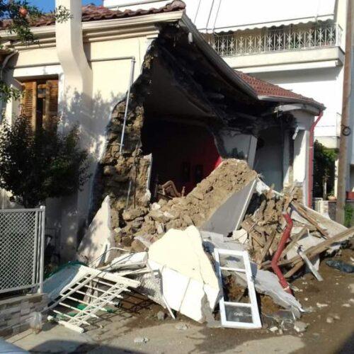 Οι βαθιές πληγές της θεομηνίας στην Καρδίτσα μέσα από φωτορεπορτάζ αναγνώστη μας