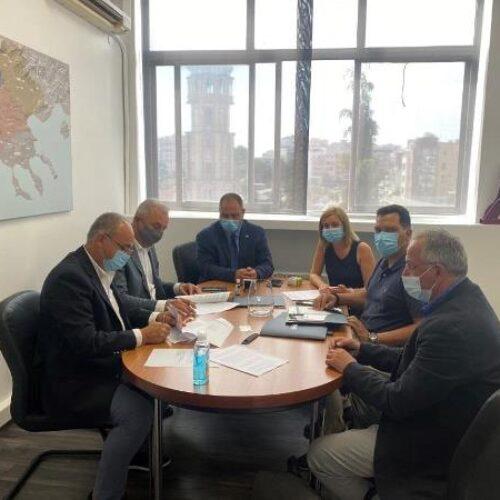 Επτά νέους σταθμούς φόρτισης ηλεκτρικών οχημάτων εγκαθιστά η Περιφέρεια Κ. Μακεδονίας σε όλες τις Περιφερειακές Ενότητες