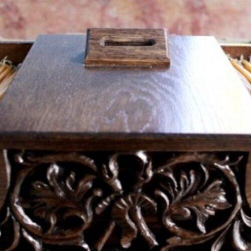 Διέρρηξε παγκάρι μοναστηριού στην Ημαθία