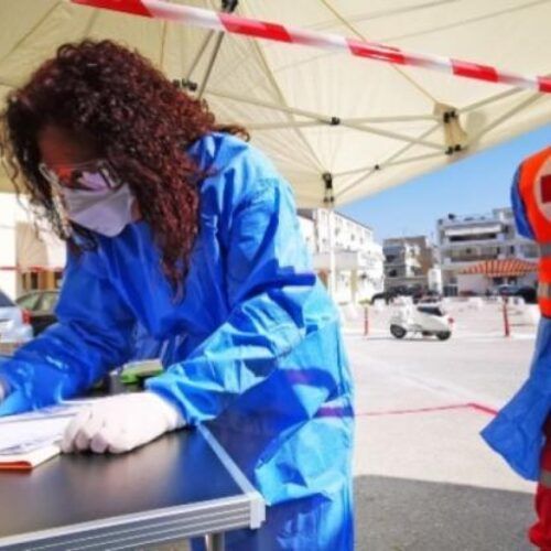 Πανδημία: 61 κρούσματα σε 2.600 ελέγχους στο κέντρο της Αθήνας