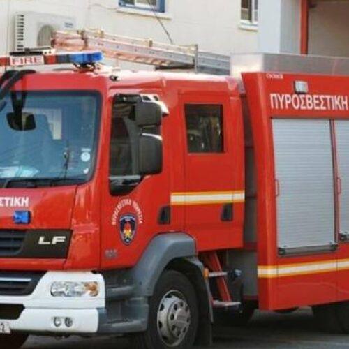 Βέροια: Μεγάλη κινητοποίηση της Πυροσβεστικής για την κατάσβεση πυρκαγιάς σε διαμέρισμα - απεγκλωβίστηκαν δύο ηλικιωμένες