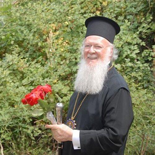 Μήνυμα του Οικουμενικού Πατριάρχη Βαρθολομαίου για την καταστροφή του περιβάλλοντος