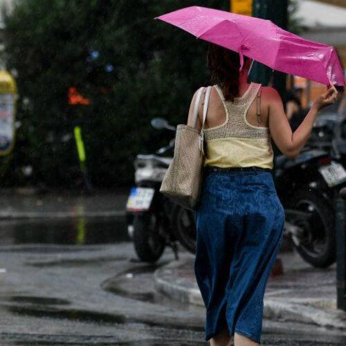 Έκτακτο δελτίο επιδείνωσης: Δύο κύματα κακοκαιρίας έρχονται από την Κεντρική Μεσόγειο